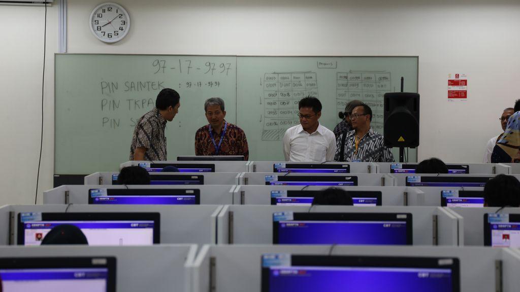 Jadwal SBMPTN 2020, Peserta UTBK Tetap Hadir di Tempat Ujian