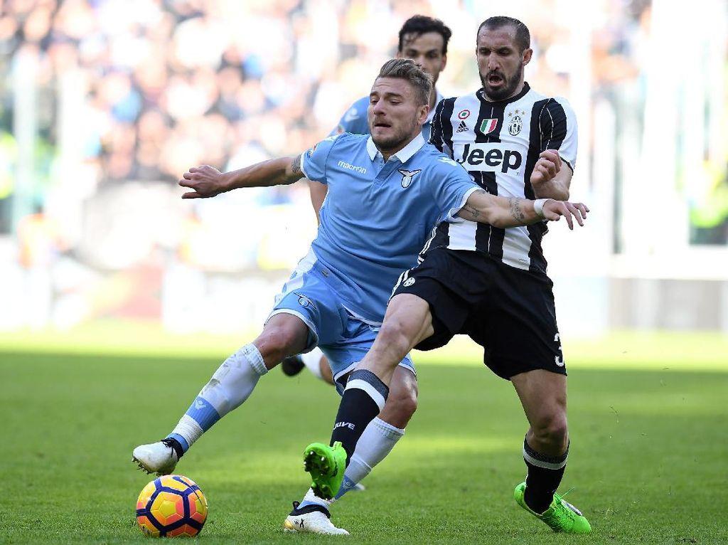 Lazio Nantikan Juve yang Marah