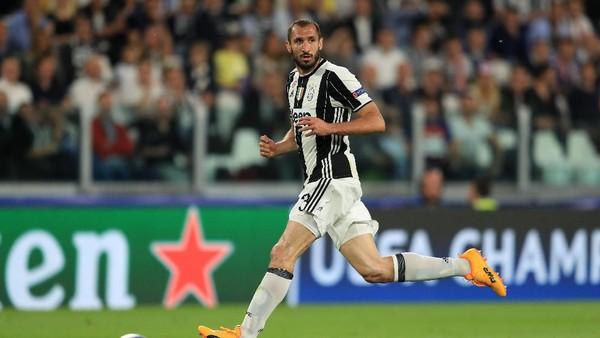 Juventus Tak Pikirkan <i>Treble</i>