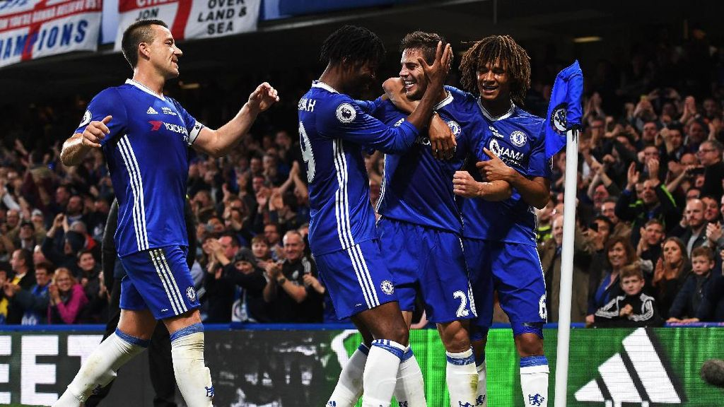 Chelsea Didesak Bergerak Cepat di Bursa Transfer