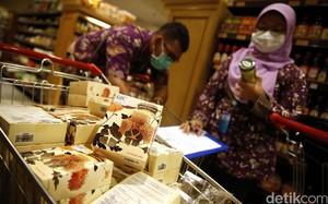Razia Makanan Jelang Ramadan