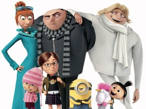 Despicable Me 3: Animasi Kesayangan Keluarga Kembali Lagi