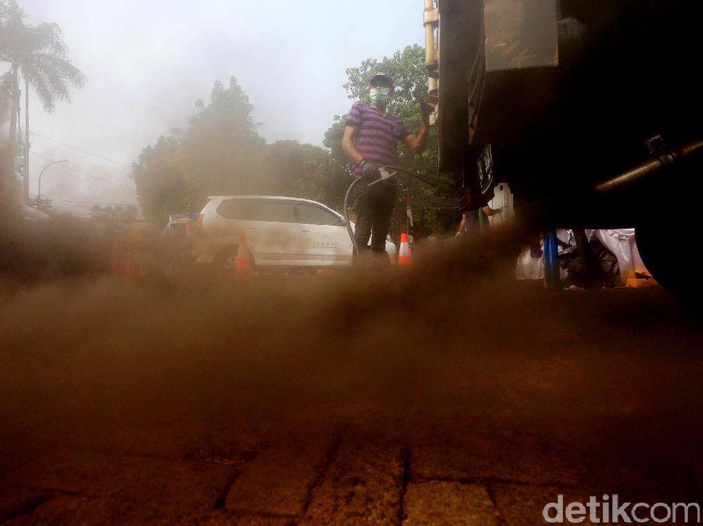 Seberapa Gawat Polusi Akibat Kendaraan Saat Ini?