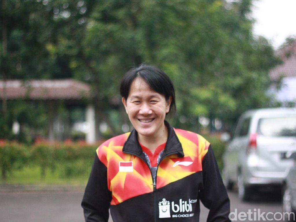 Tunggal Putri Indonesia Ada Perkembangan tapi Belum Signifikan