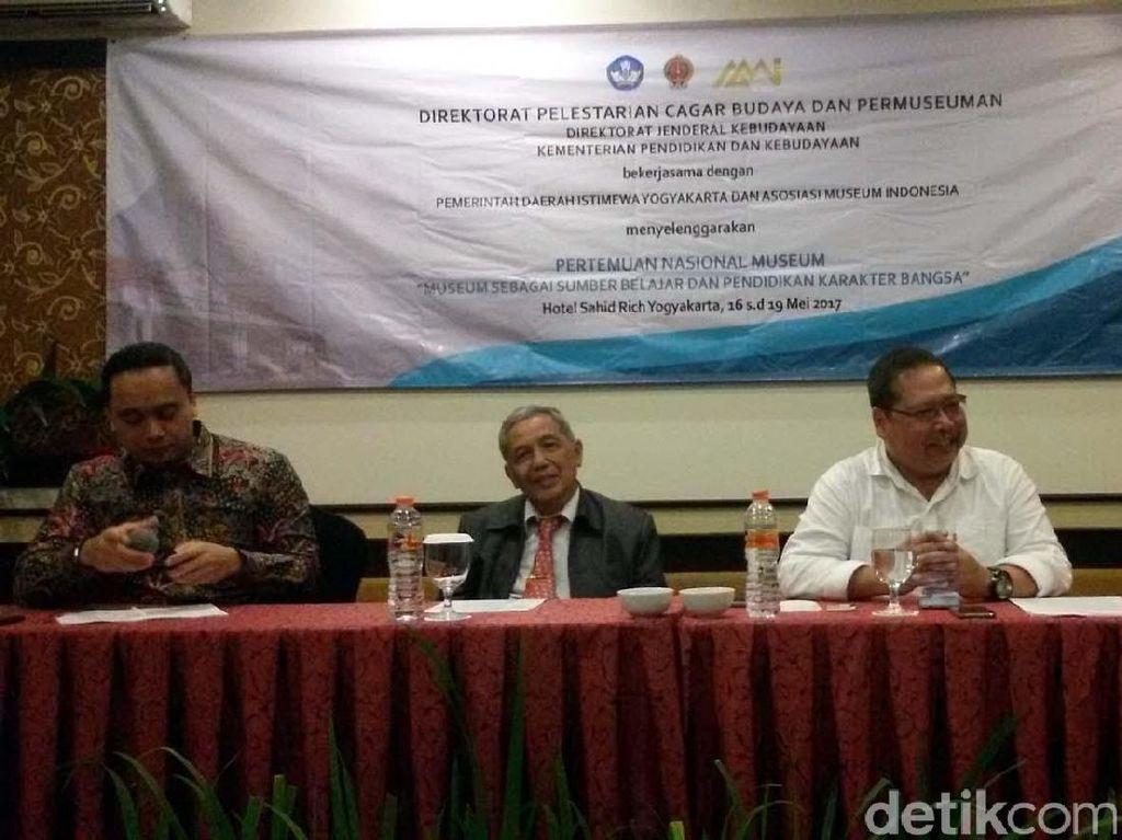 400 Pengelola Museum Bahas Permuseuman di Indonesia