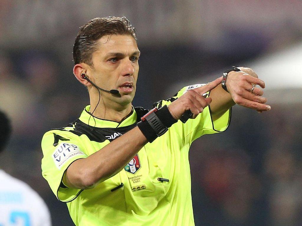 Mengintip Statistik Tagliavento, Wasit Juventus vs Lazio