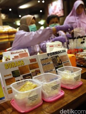 Razia di Kem Chicks, BPOM Temukan Produk Tanpa Izin Edar