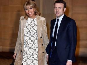 Cinta Presiden Prancis Pada Wanita 25 Tahun Lebih Tua Bikin Keluarga Shock