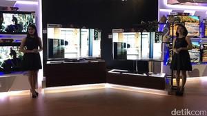Panasonic Janjikan Sensasi Bioskop di Rumah