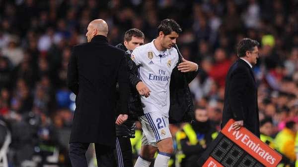 Zidane: Semoga Sukses Morata, Kecuali Saat Melawan Madrid