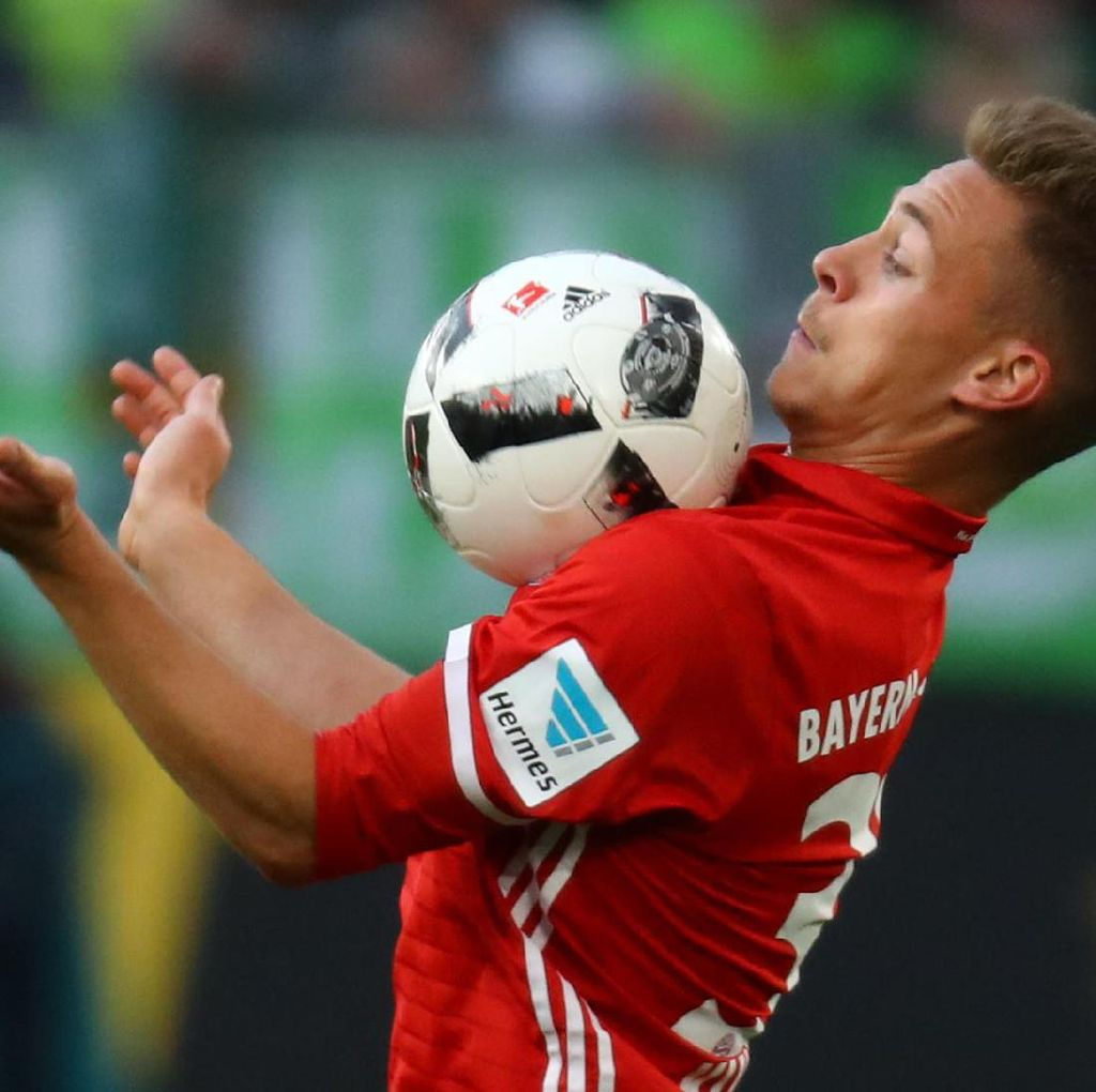 Kimmich Dirumorkan Akan Hengkang, Bayern Berang