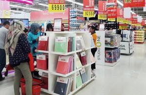 Aneka Peralatan Tidur Promo Sampai 50% di Transmart Carrefour