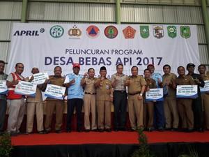 BNPB Siapkan Dana Cadangan Kebakaran Hutan Rp 2 T