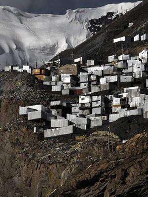 Foto: Inilah Kota Tertinggi di Dunia