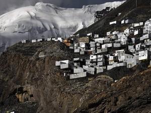 Kisah Kota Tertinggi di Dunia