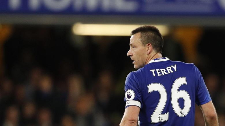 Chelsea vs Sunderland Jadi Laga Terakhir Terry?