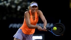Cedera, Sharapova Mundur di Babak Kedua
