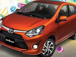 Toyota Wigo di Filipina Itu Made In Indonesia!