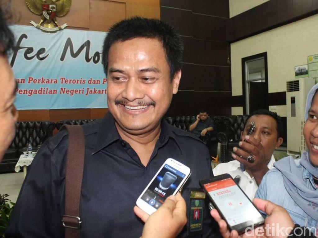 Anggota DPR Tanya Calon Hakim Agung Pengalaman Tangani Kasus Ahok