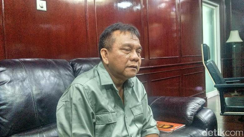 M Taufik Minta Anies Copot Kadis Damkar karena Absen Rapat Banggar