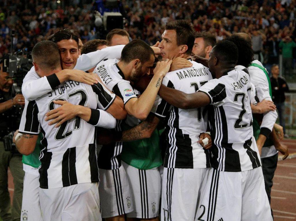 Juventus Memulai Musim Mini Penentu Nasib