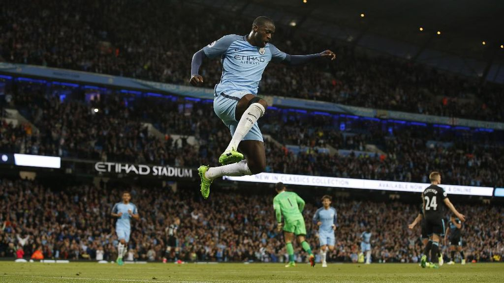 City dan Yaya Toure Sedang Bahas Kontrak Baru