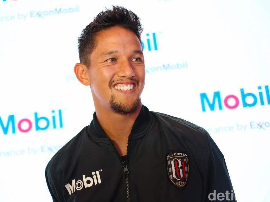 Tinggalkan Bali United, Irfan Bachdim Merapat ke PSS Sleman