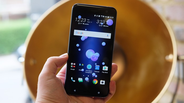 HTC U11. Foto: trustedreviews