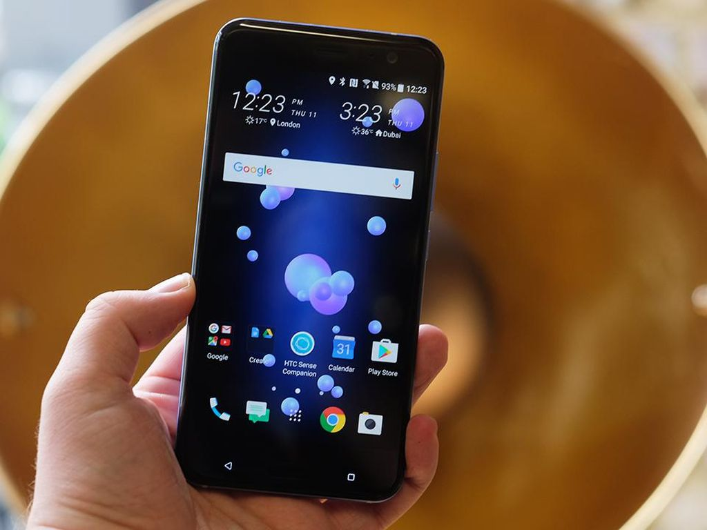 Ini Ponsel Perdana HTC yang Kebagian Android 9 Pie