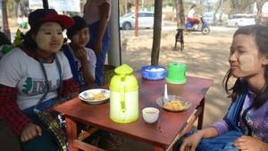Thanaka, Bedak Tradisional Anti Panas dari Myanmar