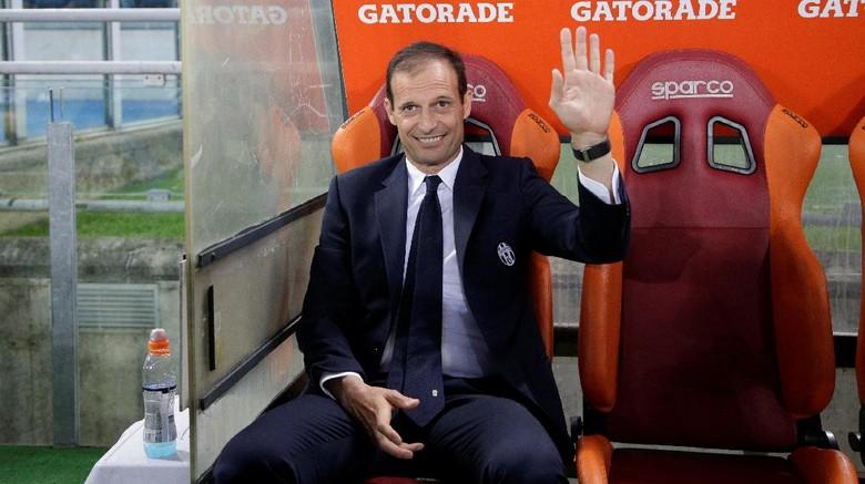 Allegri Jamin Juventus Akan Tampil Beda