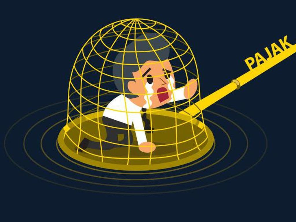 Ditjen Pajak Belum Dapat Seluruh Data Rekening WNI di Luar Negeri