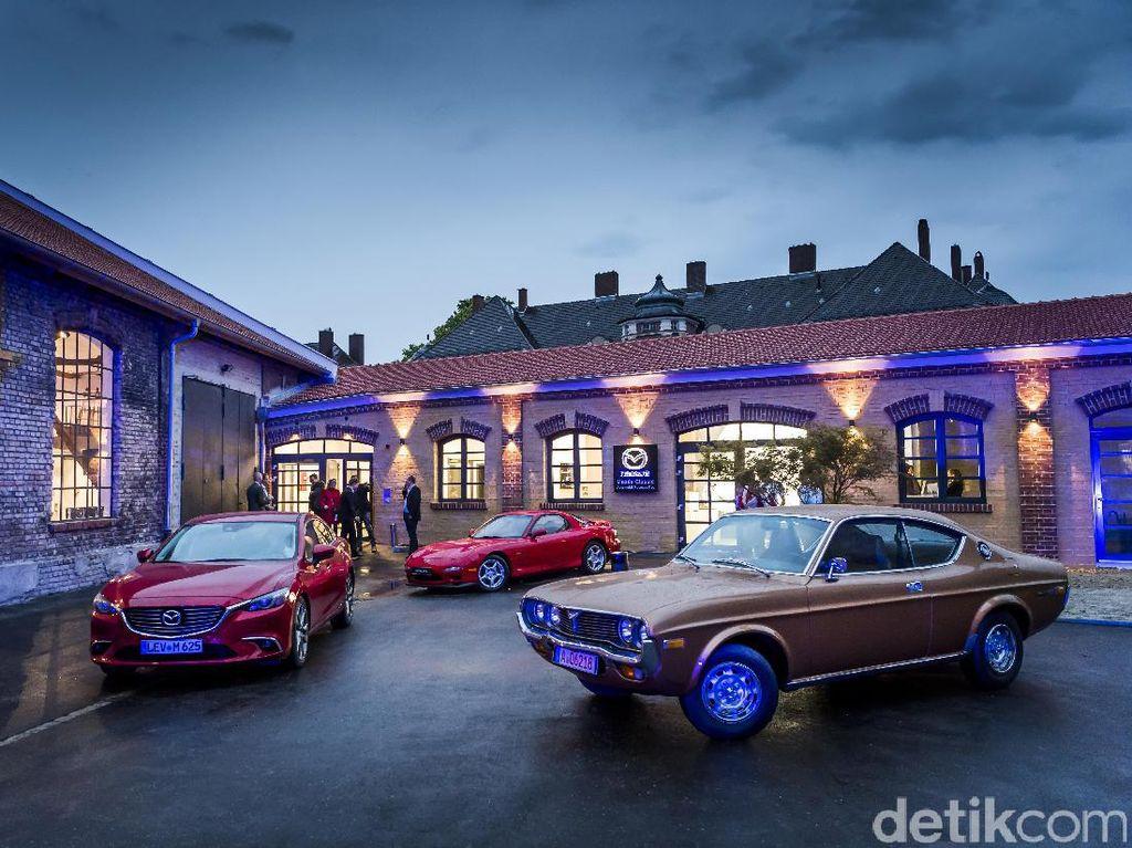 Jalan-jalan ke Museum Mazda Eropa