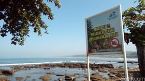 Ada Plang Dilarang Renang di Lokasi Hilangnya 5 Siswa Hidayatullah