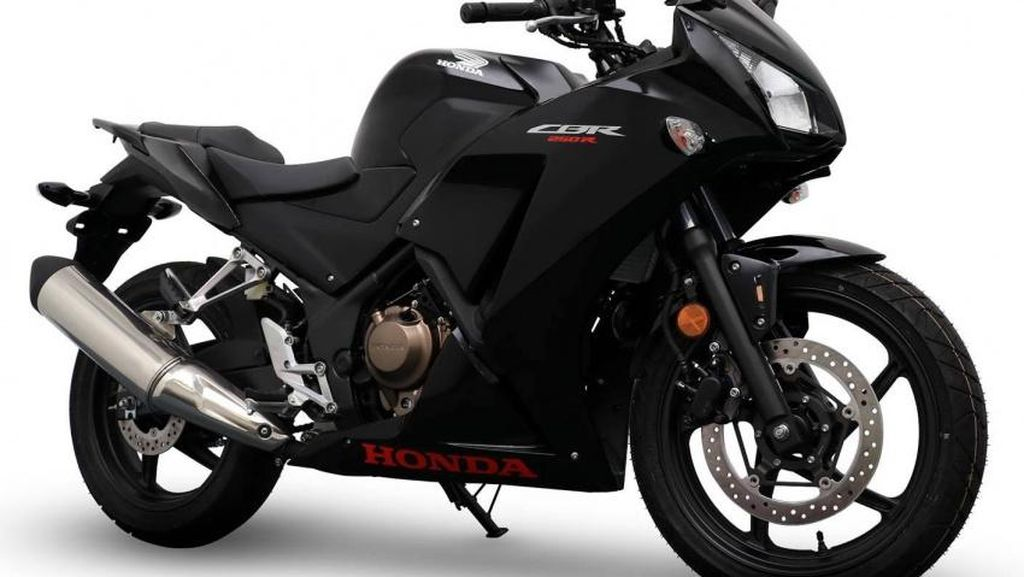 Tampang Baru Honda CBR250R di Malaysia
