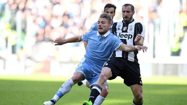 Chiellini: Lazio Punya Kemiripan dengan Monaco