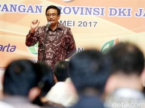 Djarot Undang DPRD dan Kemendagri Bahas Anggaran di Masa Transisi