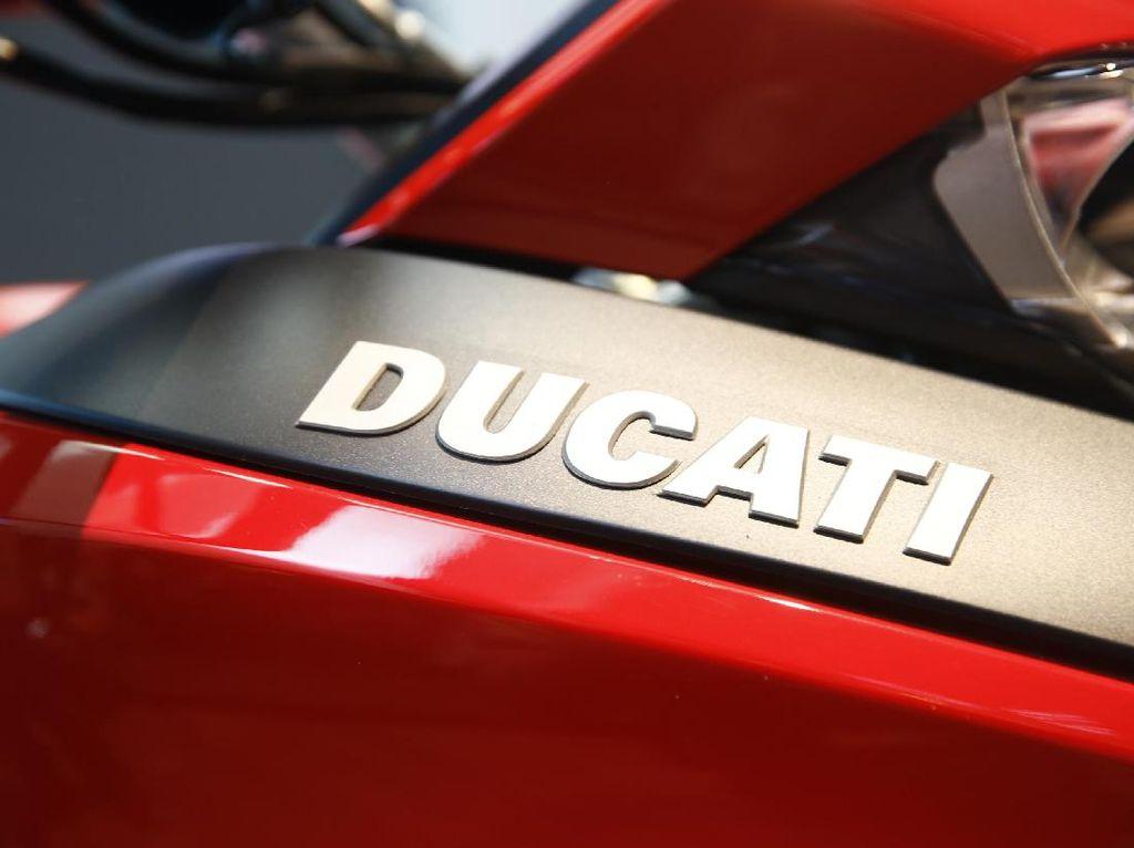 Dilepas VW, Ducati Didekati Bajaj-KTM