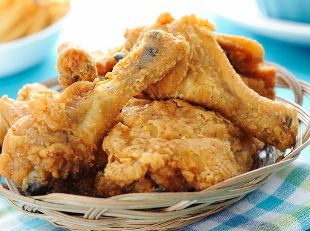 Ini Alasan Ilmiah Kenapa Fried Chicken Rasanya Enak dan Aromanya Kadang Seperti Ikan