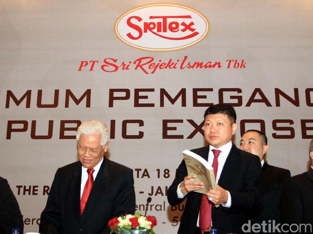 Sritex Bagi-bagi Dividen Rp 163 Miliar