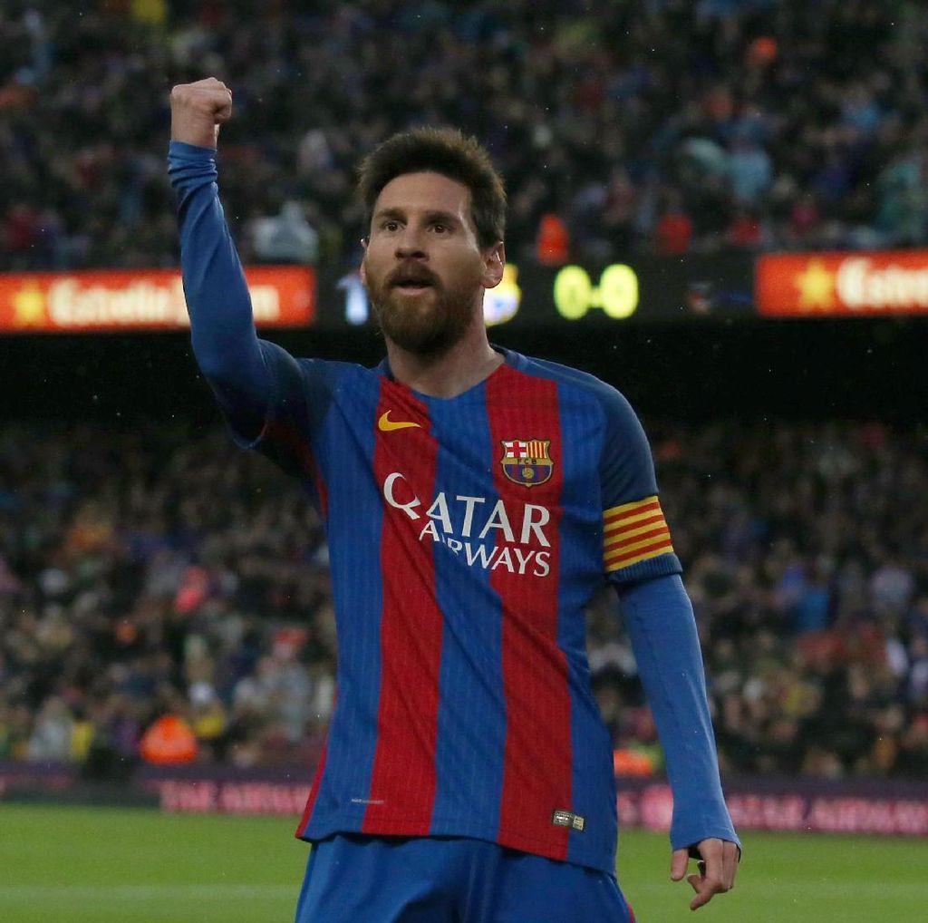 Banding Kasus Penggelapan Pajak Messi Ditolak