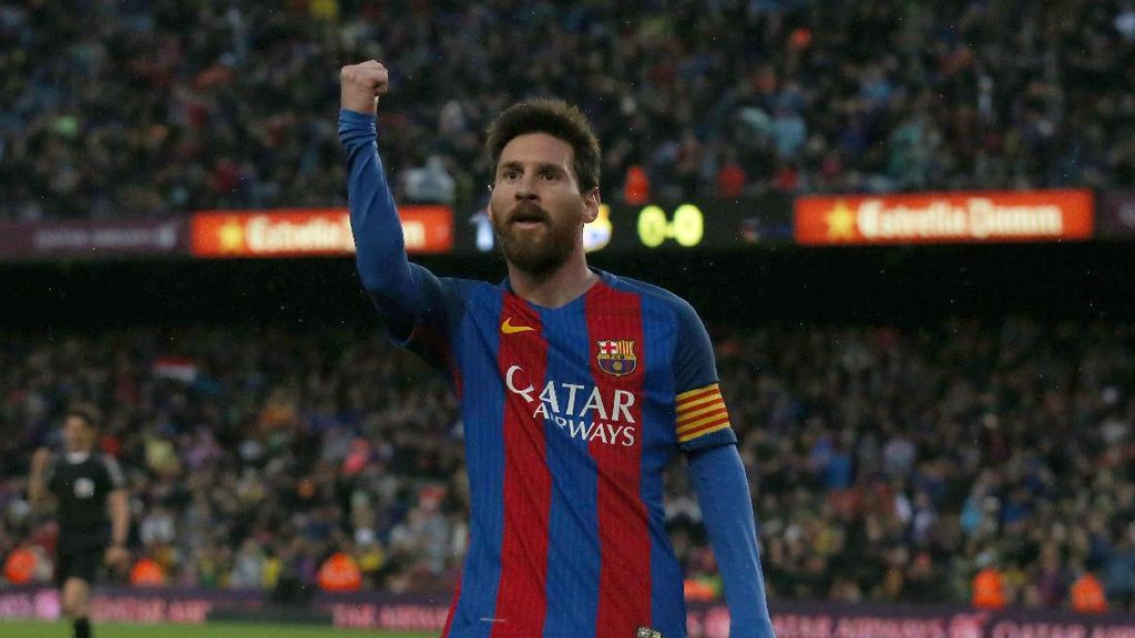 Berkat Messi, Keajaiban itu Masih Bisa Kita Lihat