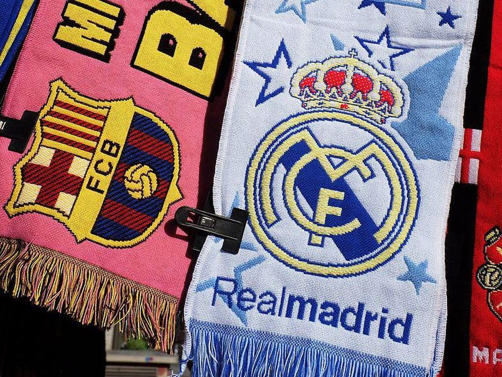 Beda Rp 1 T Bikin Barca & Madrid Ngotot European Super League?