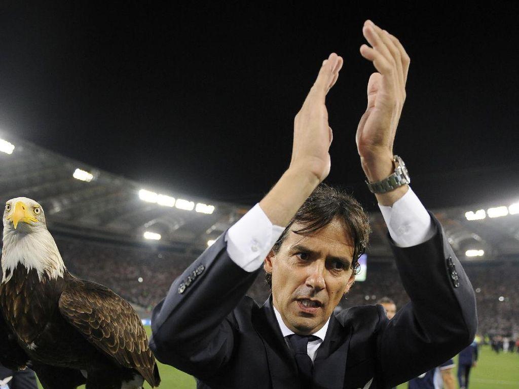 Inzaghi Anggap Lazio Tak Beruntung