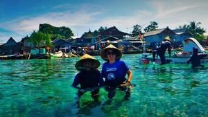 Mahasiswa Australia Ini Peduli Terumbu Karang Indonesia