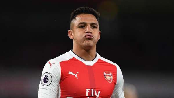 Sanchez Siap Main Lawan Chelsea