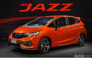 Giliran Honda Thailand Permak Jazz, Transmisinya 7 Speed