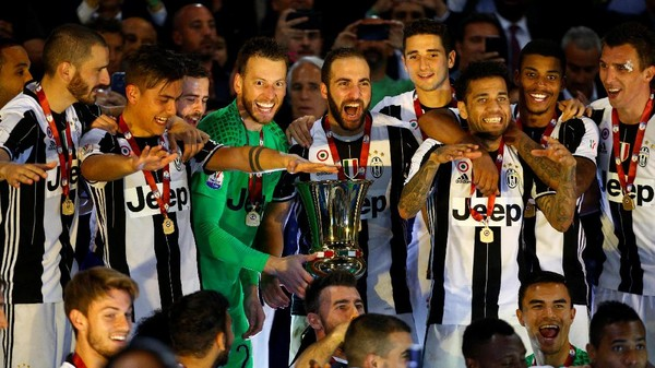 Sudah Satu Titel, Juventus Kini Fokus ke Hadiah-Hadiah Utama