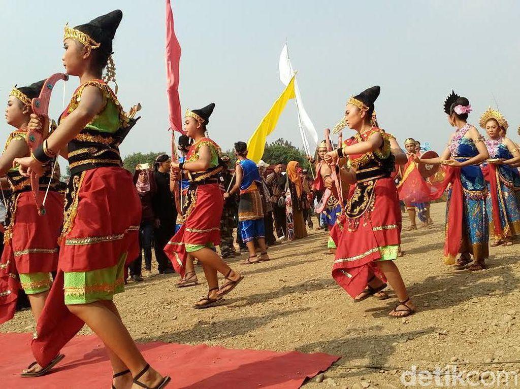 Festival Budaya Mengenang Berdiri Hingga Runtuhnya Majapahit