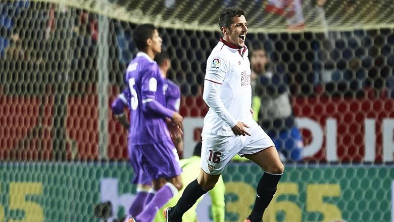 Jovetic Tak Mau Pulang ke Inter, tapi...